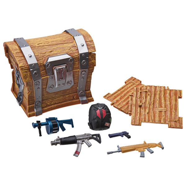 Fortnite Loot Collectible Chest Assortment A