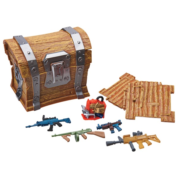 Fortnite Loot Collectible Chest Assortment F