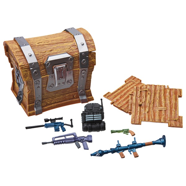 Fortnite Loot Collectible Chest Assortment B