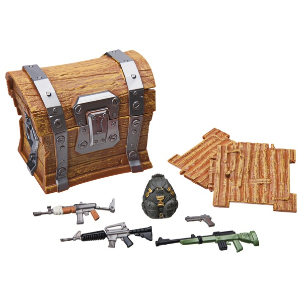 Fortnite Loot Collectible Chest Assortment D
