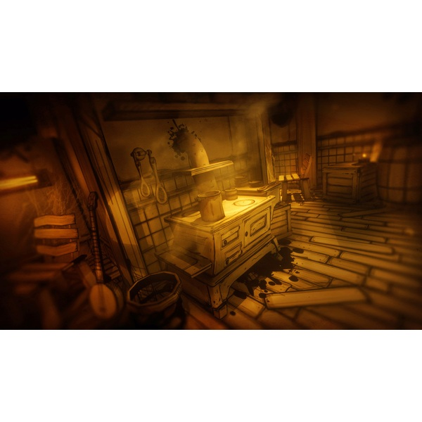Bendy And The Ink Machine Xbox One - Bendy and the Ink Machine Video Game UK