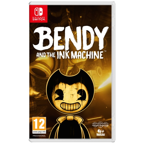bendy and the ink machine nintendo switch coming soon nintendo