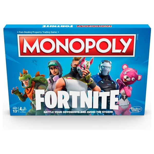 Monopoly Fortnite Fortnite Toys Video Games Ireland