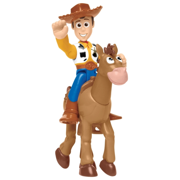 Imaginext Toy Story Woody and Bullseye