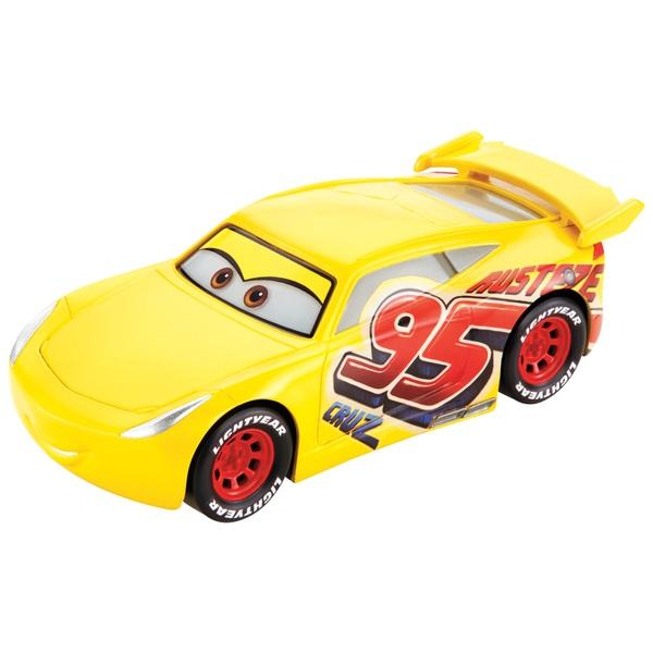 Disney Pixar Cars Racetrack Talkers – Cruz Ramirez