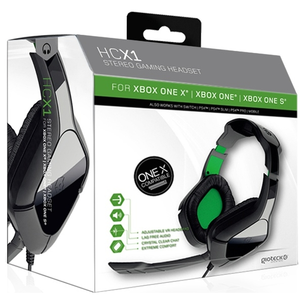 HC-X1 Wired Stereo Universal Headset Gift Box