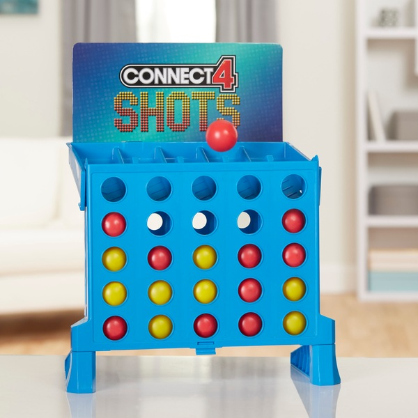 Hasbro Connect 4 Game 2 Days Free Shipping
