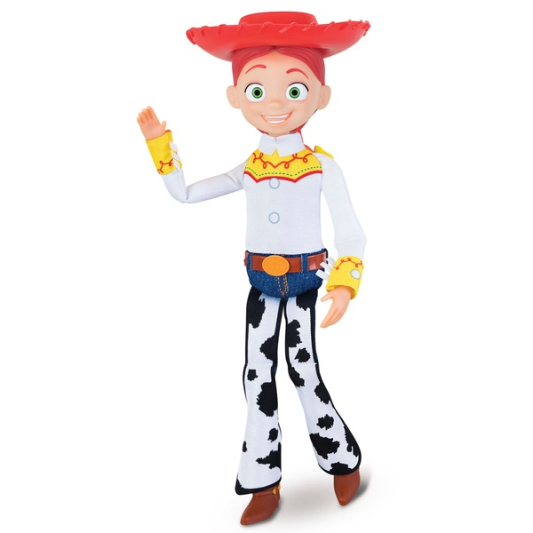 Cowgirl Jessie Deluxe Pull-String 35cm Action Figure Toy Story 4