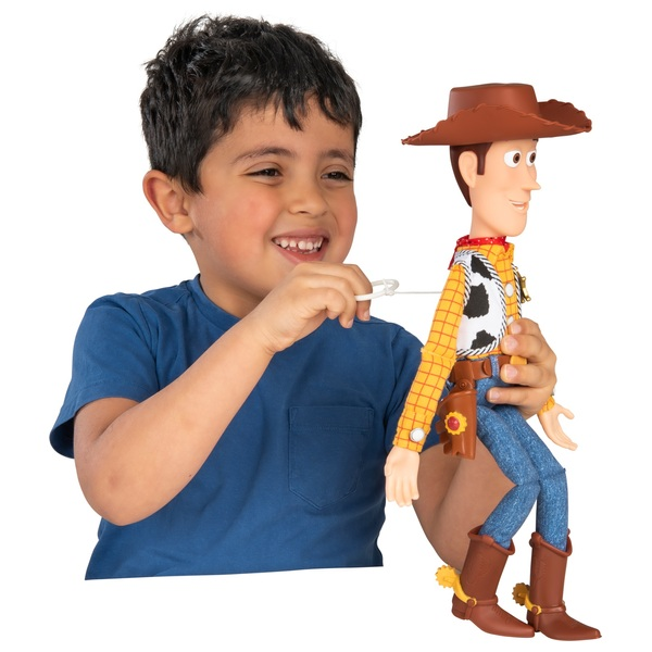 Toy Story Pull String Playtime Sheriff Woody