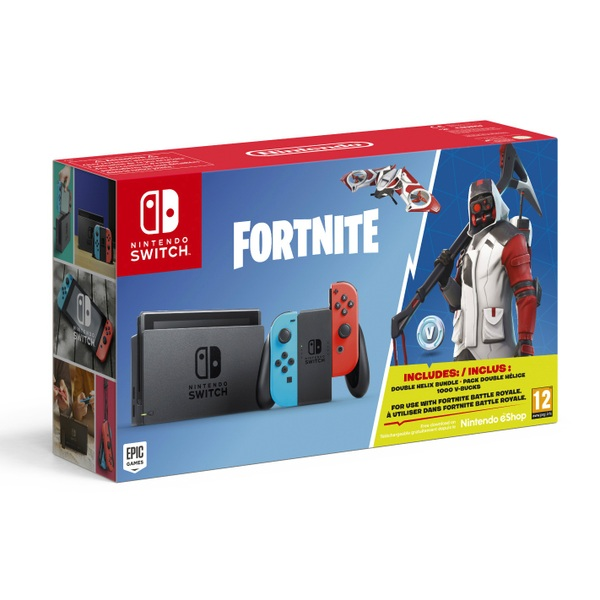 nintendo switch fortnite bundle nintendo switch consoles ireland