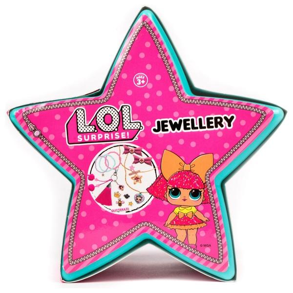 L.O.L. Surprise! Stars Jewellery Assortment Large