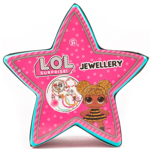 L.O.L. Surprise! Stars Jewellery Assortment Large