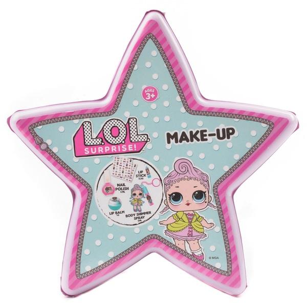 L.O.L. Surprise! Stars Cosmetic Assortment Large