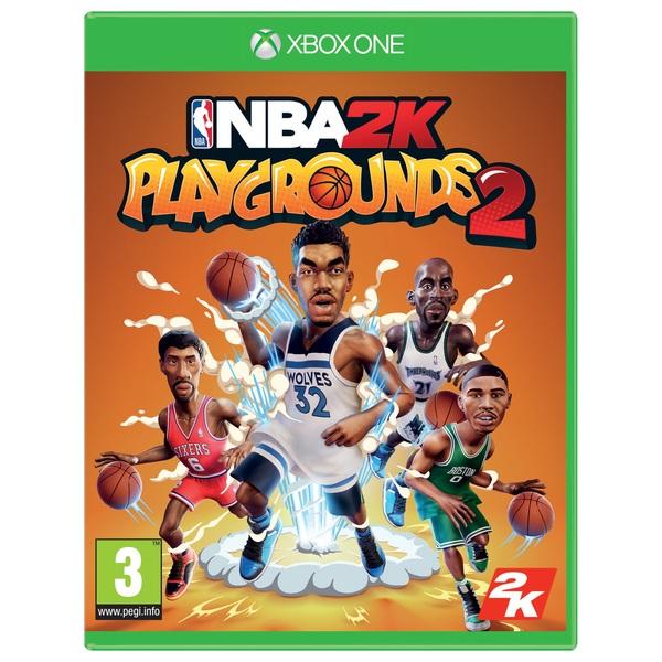 NBA Playgrounds 2 Xbox One