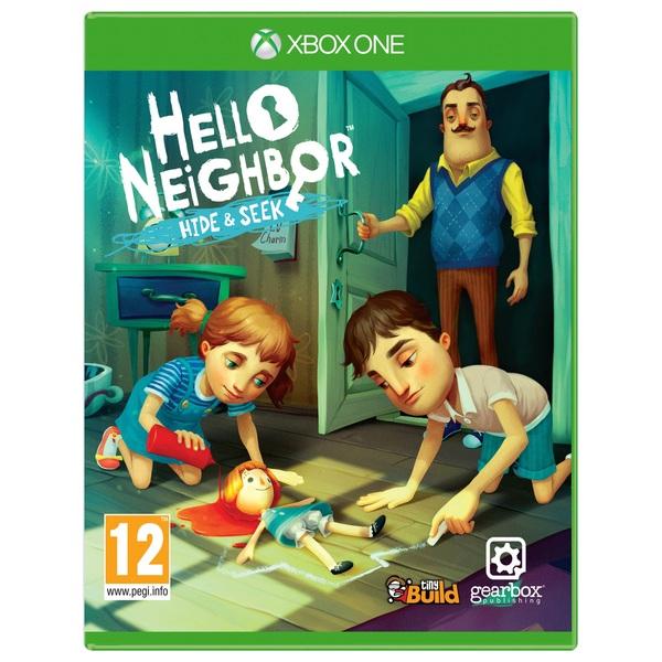 Hello Neighbor: Hide & Seek Xbox One - Hello Neighbor Video Game UK