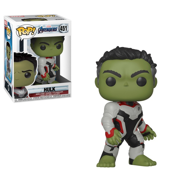 POP! Vinyl: Marvel Avengers End Game Hulk