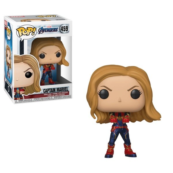 POP! Vinyl: Marvel Avengers End Game Captain Marvel