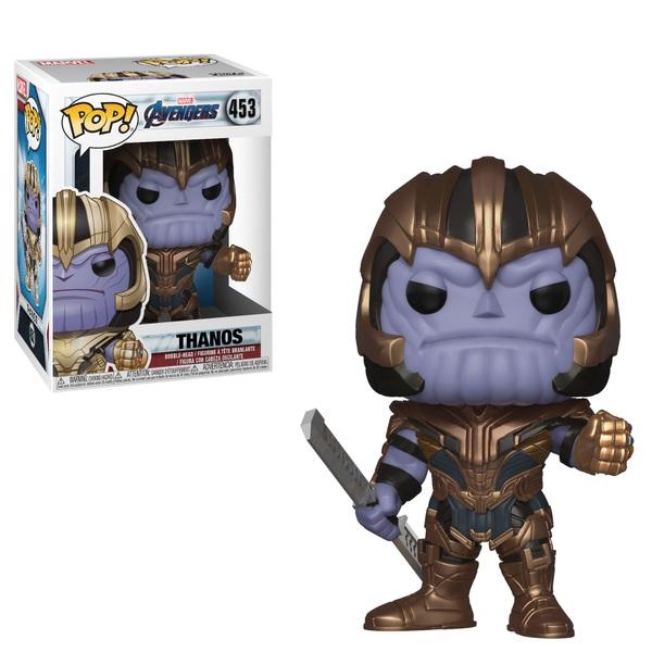 POP! Vinyl: Marvel Avengers End Game Thanos