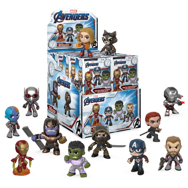 POP! Vinyl: Mystery Minis: Marvel Avengers End Game - Assortment
