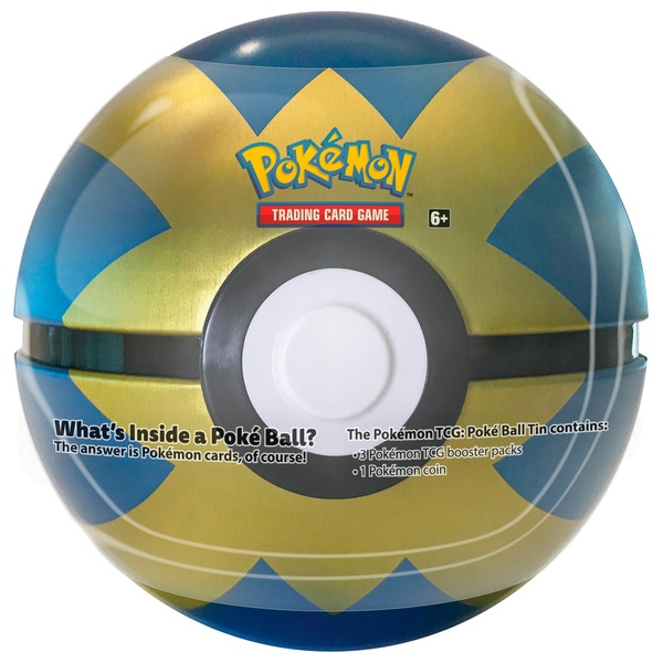 Pokémon Trading Card Game: Pokéball Tin Assortment