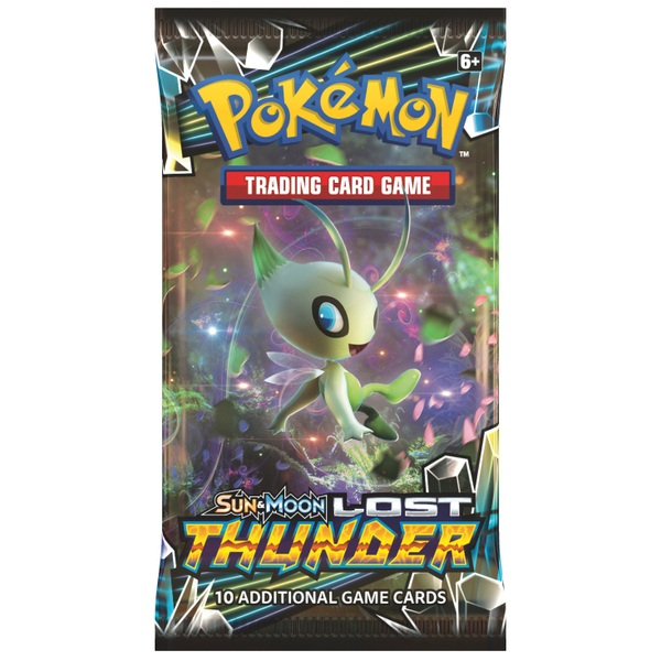 Sun & Moon Lost Thunder- Pokémon Trading Card Game:  Booster - Assortment