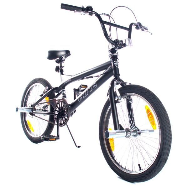 Image of Kent - 20 Zoll BMX Fahrrad Black Bike, schwarz