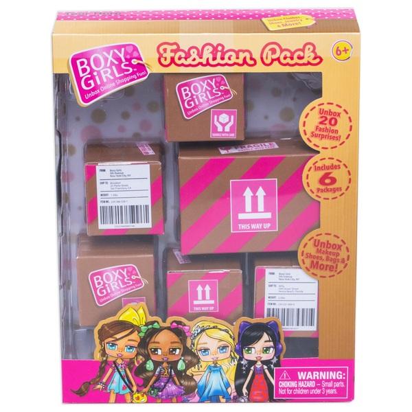 Boxy Girls Fashion Pack