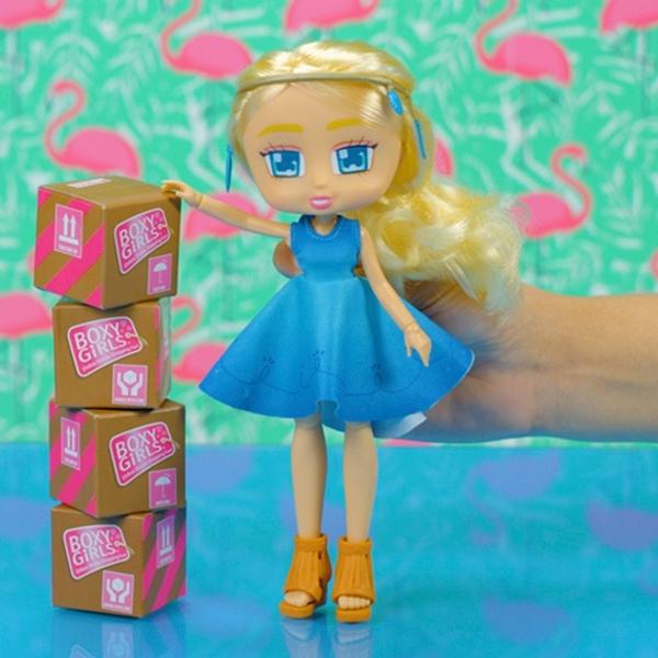 Boxy Girls Willa Doll