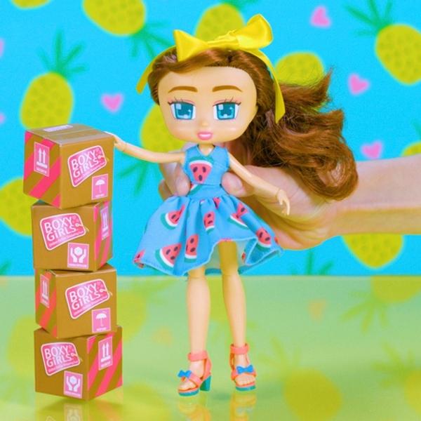 Boxy Girls Brooklyn Doll