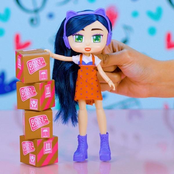 Boxy Girls Riley Doll