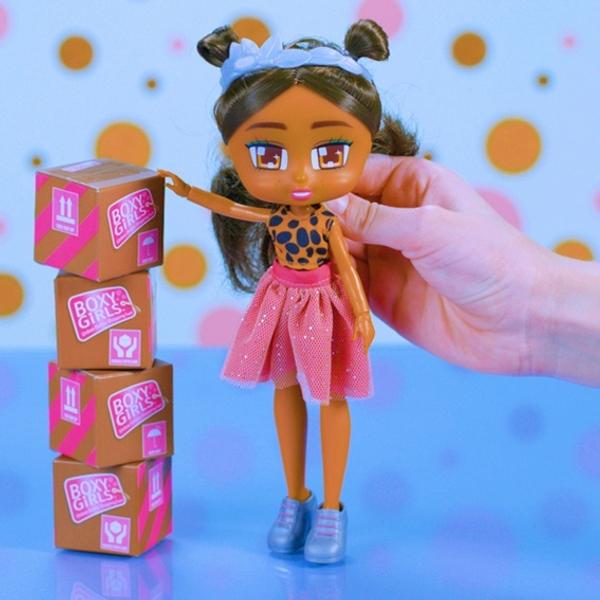 Boxy Girls Nomi Doll