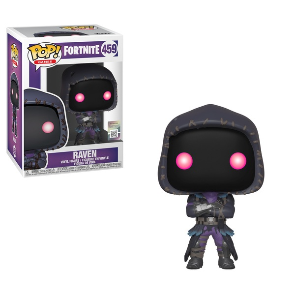 POP! Vinyl: Fortnite Raven Figure