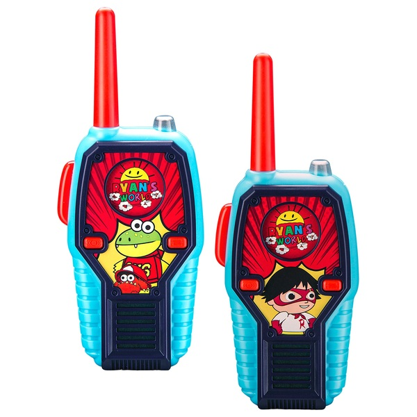 Ryan's World Lights and Sounds Walkie Talkie