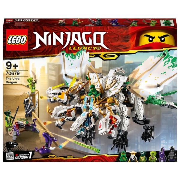 LEGO 70679 Ninjago Legacy The Ultra Dragon Toy Set