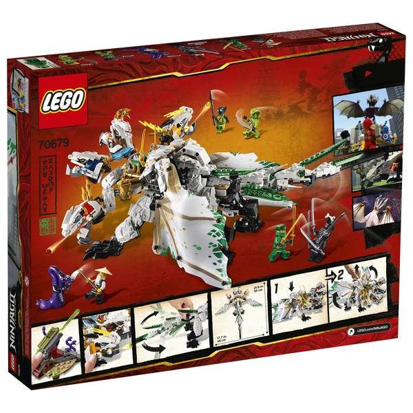 Lego 70679 Ninjago The Ultra Dragon Lego Ninjago Uk