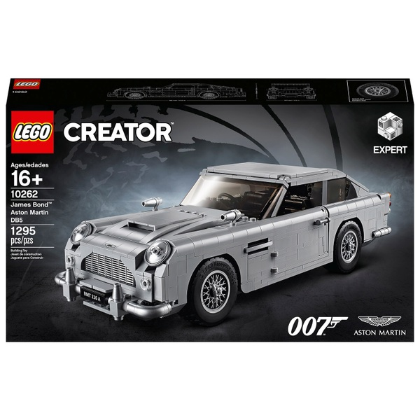 LEGO 10262 Creator Expert James Bond Aston Martin DB5 - LEGO Creator UK