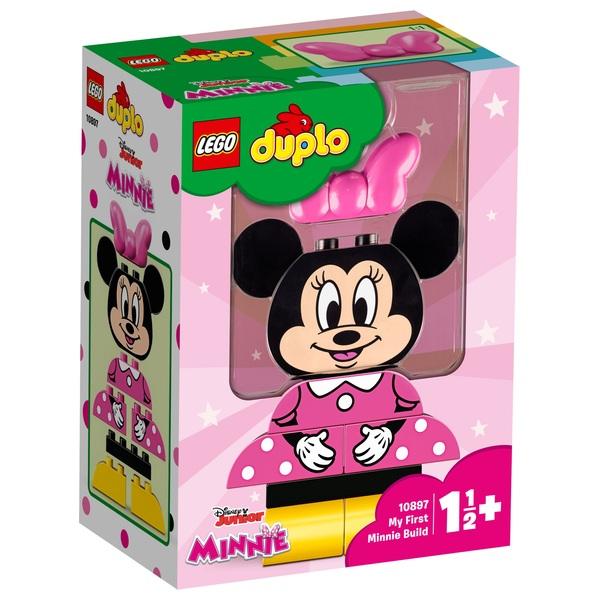 LEGO 10897 Duplo My First Minnie Build
