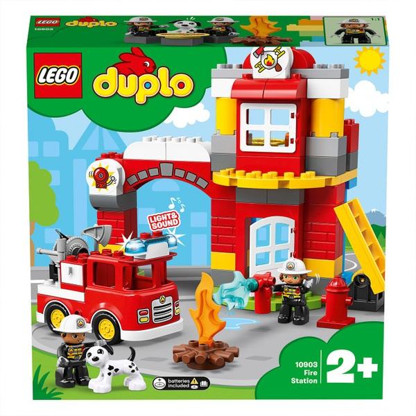 Lego 10903 Duplo Fire Station Lego Duplo Uk