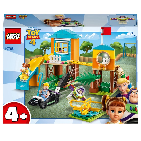 LEGO 10768 Toy Story 4 Buzz and Bo Peep's Playground Adventure