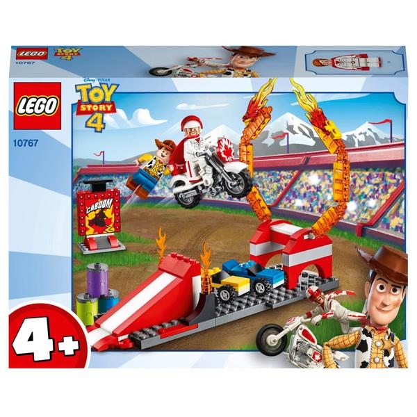 Lego 10767 Toy Story 4 Duke Caboom S Stunt Show Smyths Toys