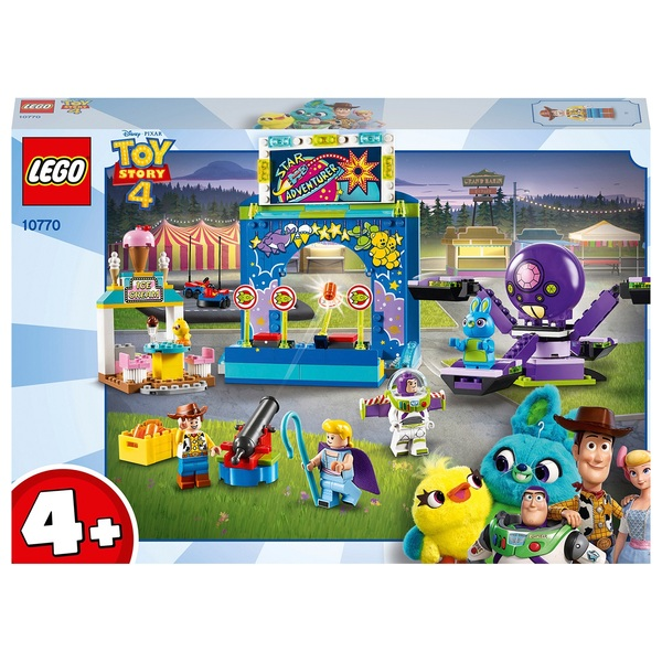 LEGO 10770 Toy Story 4 Buzz and Woody's Carnival Mania!