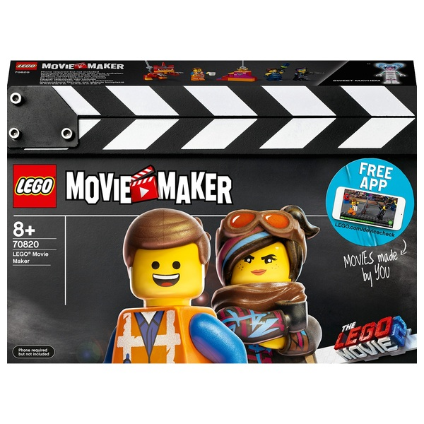 LEGO 70820 The Lego Movie 2 Movie Maker