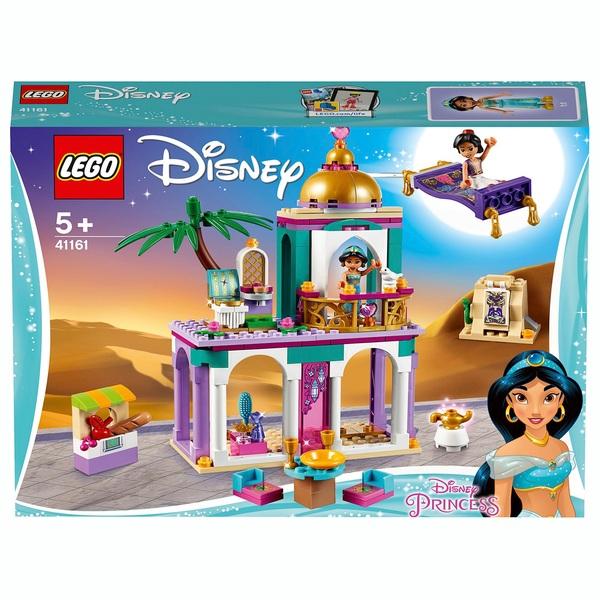 LEGO 41161 Disney Princess Aladdin and Jasmines Palace Adventures