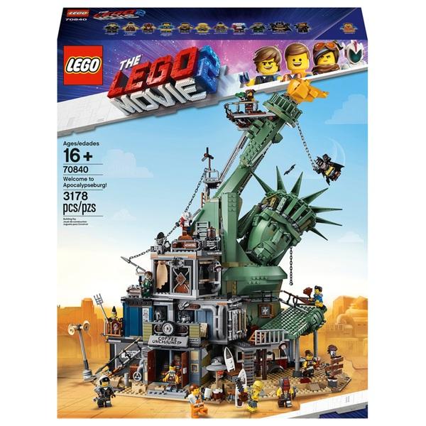 LEGO 70840 The LEGO Movie 2 Welcome to Apocalyspeburg