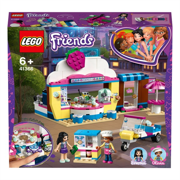 LEGO 41366 Friends Olivia's Cupcake Café Doll House