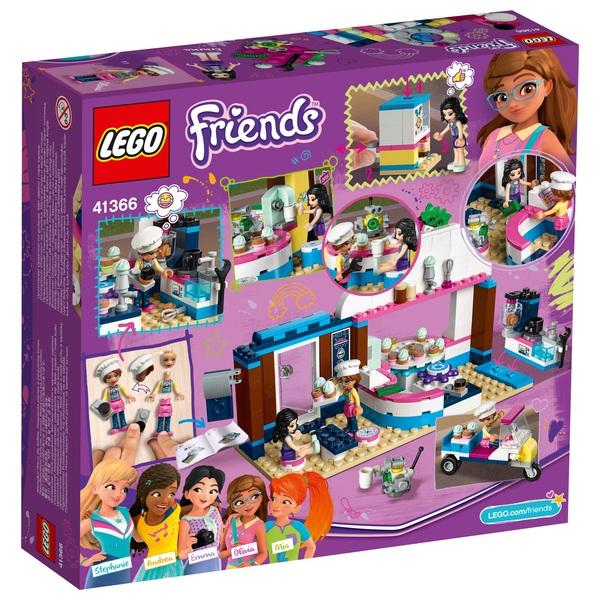 Lego 41366 Friends Olivias Cupcake Cafe Lego Friends Uk