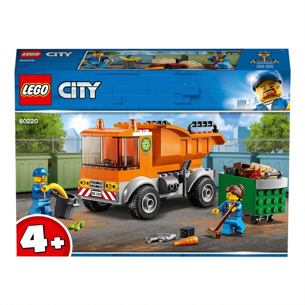Lego 60220 City Garbage Truck Lego City Uk