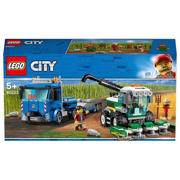 LEGO 60223 City Harvester Transporter