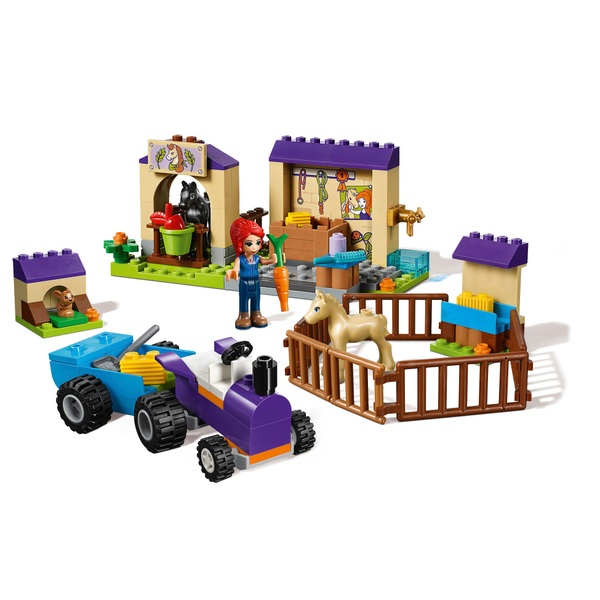 LEGO 41361 Friends Mia's Foal Stable Animal Toys
