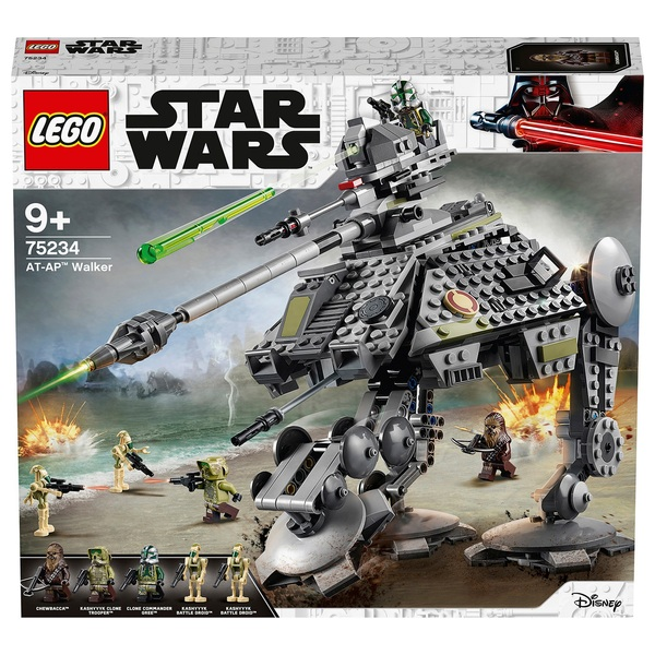 LEGO 75234 Star Wars AT-AP Walker Building Set